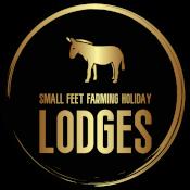 Small Feet Farming Holiday Lodges logo